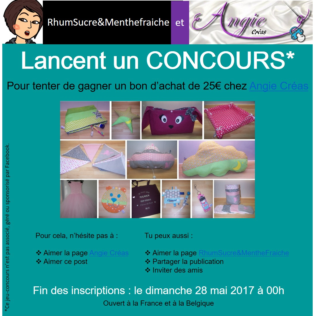 Concours Angie